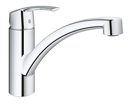 Grohe Start | Keuken - eenhands wastafelkraan | Dn 15, chroom | 31138001