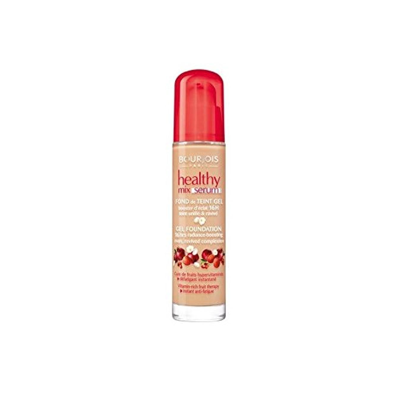 オーケストラ適応的読書Bourjois Healthy Mix Serum Foundation Beige Fonce 55 (Pack of 6) - ブルジョワヘルシーミックス血清基盤ベージュ 55 x6 [並行輸入品]