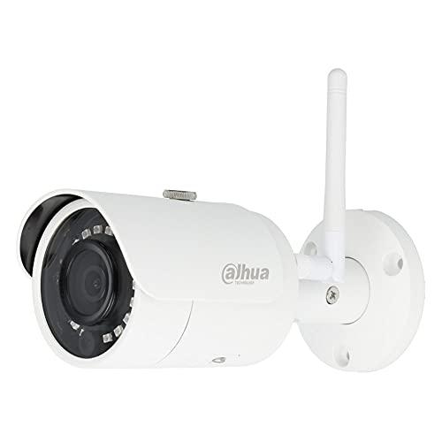 Dahua - Telecamera wifi esterno IP 2mpx senza fili Cam Dahua 2 Megapixel bullet IR 30M - IPC-HFW1235S-W-S2