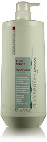 Goldwell Dualsenses Green True Color Contioner, 1500 ml, 1er Pack, (1x 1500 ml)