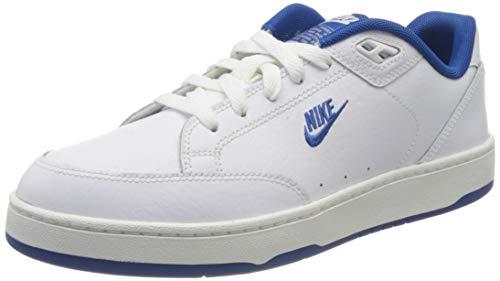 Nike Grandstand II Sneakers voor heren, wit (wit Aa2190-103), 41 EU
