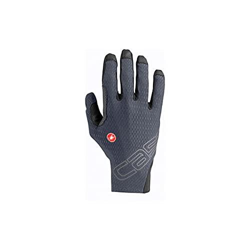 castelli 4520034-070 Unlimited LF Glove Guantes Ciclismo Hombre Dark Steel Blue XL
