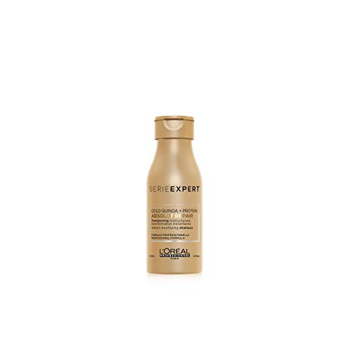 L\'Oréal Professionnel Série Expert Absolut Repair Gold Quinoa + Protein Shampoo, 100 ml