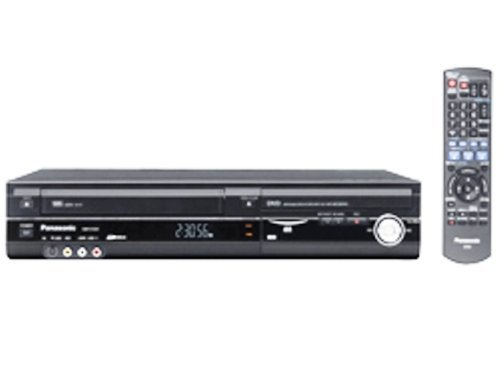 Amazing Deal Panasonic DMR-EA38VK Tunerless 1080p Upconverting VHS DVD Recorder (Renewed)