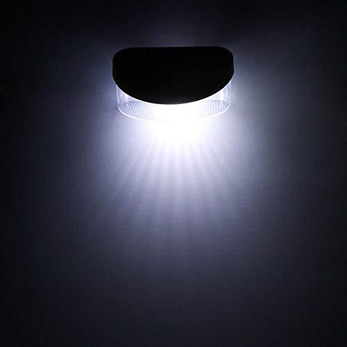 IP65 waterdichte buitenverlichting zonnelicht 2 LED zonnelicht tuin licht decoratie automatische opening wandlamp voor hektrappen