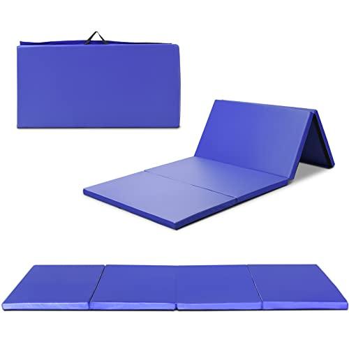 COSTWAY COSTWAY 240x120x5cm Gymnastikmatte klappbar Yogamatte Bild