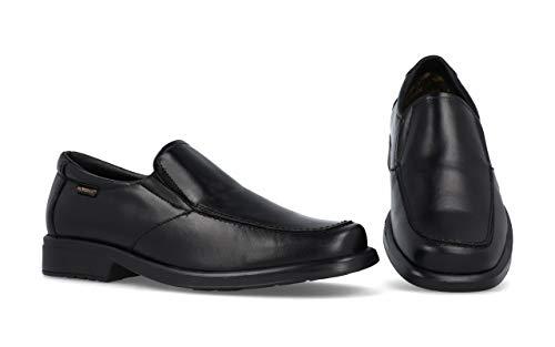 buenos comparativa Botas yemani clásicas sin cordones, zapatos de piel en poliuretano antideslizante, tallas 38-46.  -… y opiniones de 2021
