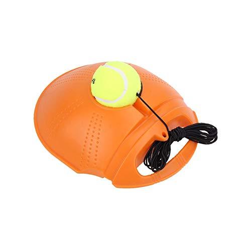 Vangonee Tennis Training Tool, Heavy Duty Oefening Tennisbal Zelfstudie Rebound Ball Training met Tennis Trainer…