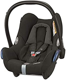 Maxi Cosi CabrioFix Baby Car Seat Group 0+ ISOFIX, 0-12 Months, 0-13 kg, Nomad Black