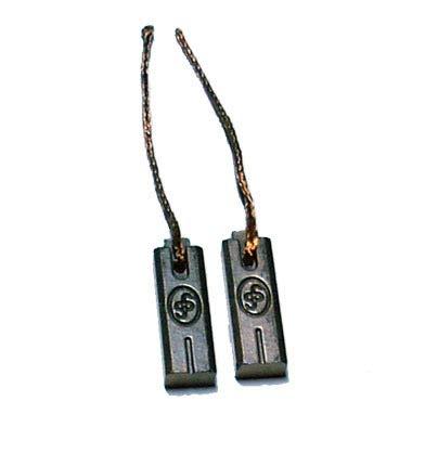 escobillas de carbón GOMES, compatible Alternador Fiat 7x4x22/20