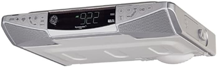 ge spacemaker under counter cd am fm radio