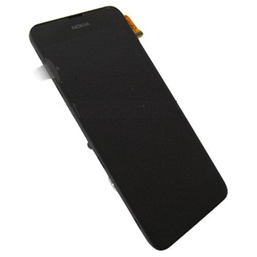 Original Komplett Front mit Display LCD und Touchscreen für Nokia Lumia 630, 630 Dual Sim und 635