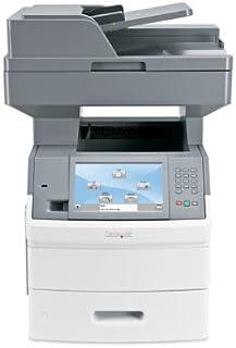 Impressora Multifunções Laser Monocromática Lexmark X656de