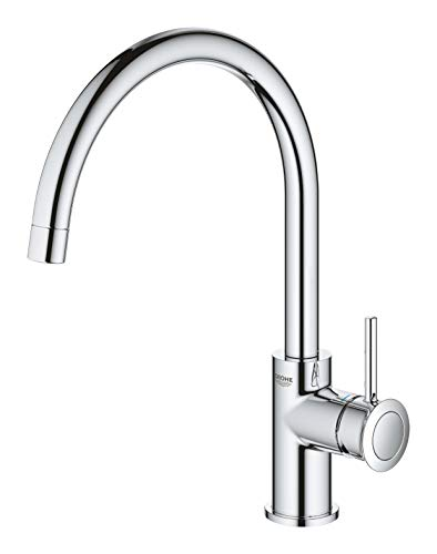 GROHE 31553001 Start Classic OHM sink C-spout EU armatuur, chroom