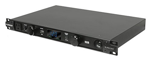 Furman PL-PRO DMC 20 Amp Power Conditioner with Voltmeter/ Ammeter