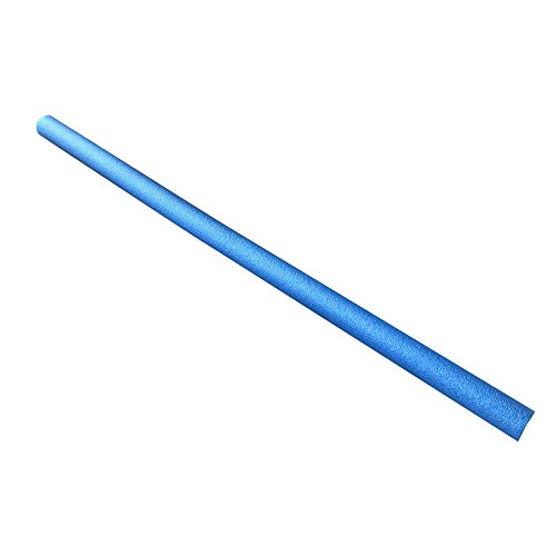 Colorful Poolnudel Schwimmnudeln Schwimmstange Pool Wassernudel Aquagymnastik Pool Float Sticks Swim Sticks Kinder Spielzeug Schwimmen Sticks Schaumstoffstange Pool-Nudel 150x6.5 cm (Blau)