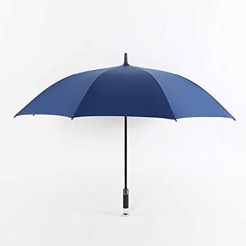 2020 Business Vollfaser Vinyl Sonnenschutz Regenschirm Golf Rolls-Royce Werbung Regenschirm Windresistenter Regenschirm