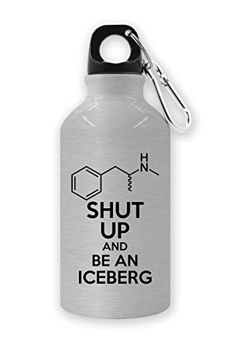 ShutUp and Be An Iceberg Tourist waterfles.