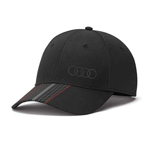 Audi collection 3131803500 Audi Cap Premium, Schwarz