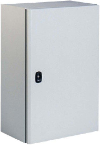 Schneider Electric NSYS3D3215P Armario Rack Bastidor de Pared Gris - Estantería (Bastidor de Pared, Gris, Acero, IP66, 200 mm, 150 mm)
