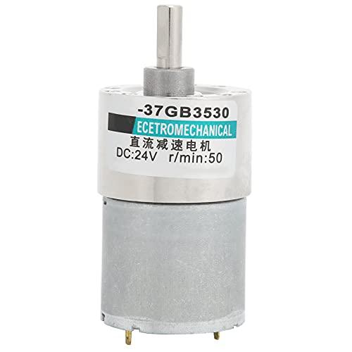 Motor De Reducción De Velocidad, Motor De Imán Permanente Reducción De Ruido Motor De Engranajes De CC Mini Imán Permanente Para Deshumidificadores Para Humidificadores Para(600 rpm/min)