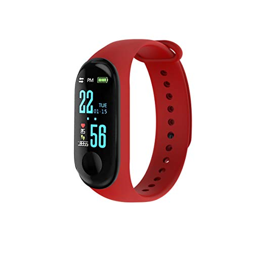 Blaupunkt BLP5220 Smart Bracelet with Heart Rate Monitor, iOS and Android, Bluetooth, Sleep Monitor, 3 Days Battery Life