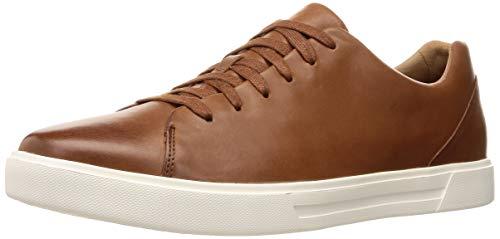 Clarks Herren Un Costa Lace Sneaker, Braun, 46 EU