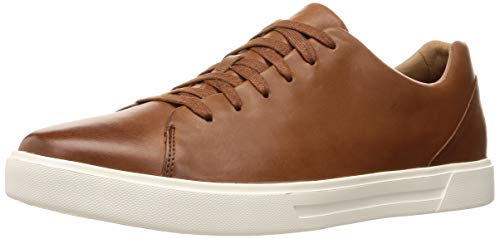 Clarks Un Costa Lace, Zapatillas, Marrón (British Tan Lea British Tan Lea), 44 EU