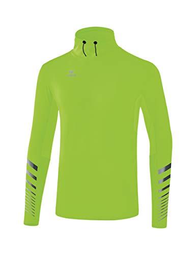 ERIMA Kinder Longsleeve Race Line 2.0 Running, green gecko, 164, 8331906