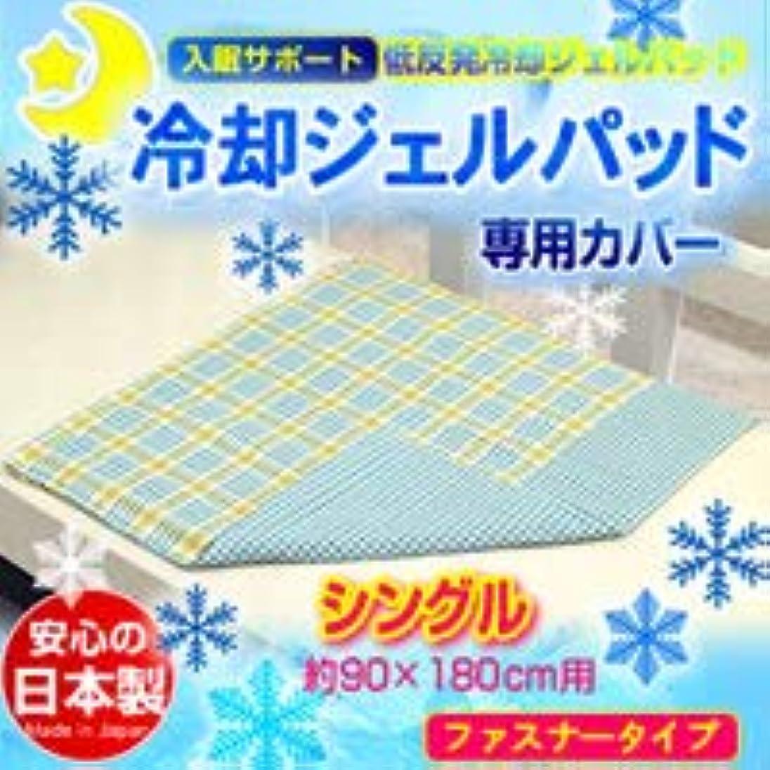 明らか写真を描く季節2010年度版冷却ジェルパッド専用カバー(ファスナータイプ) シングル 約90×180cm用 【人気 おすすめ 通販パーク】