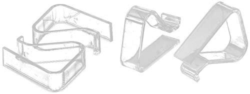 4 stks Plastic Tafelkleed Cover Clip Klem Houder 1cm-3cm Dikte