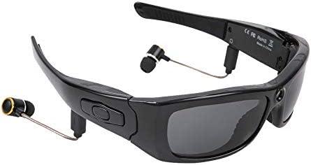 Bluetooth Sunglasses Camera HD 1080P Camera Glasses Wearable Mini Video Camera Sport Design product image