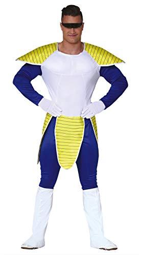 FIESTAS GUIRCA Disfraz Hombre Samurai del Espacio Talla l
