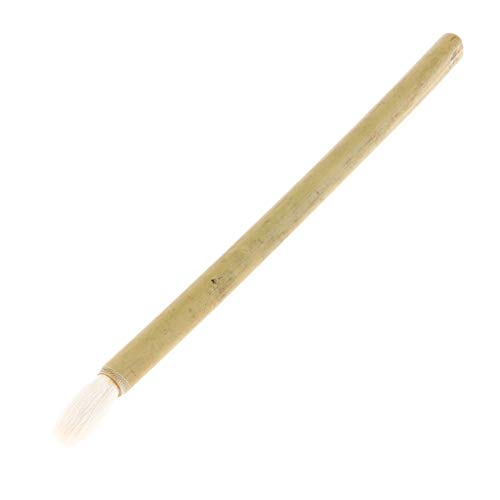 Cepillo de Bambú de Artes Chinas para Cerámica Acristalamiento/Pintura/Dibujo Arte DIY Accesorio Artesanía Cepillo de Pintura