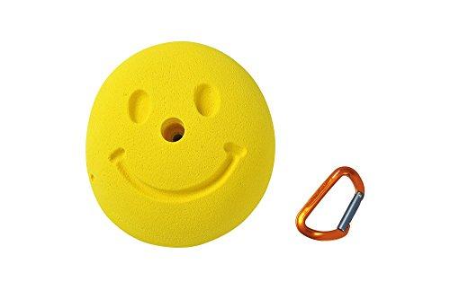Entre Prises Klettergriff Smiley, Farbe:Sand