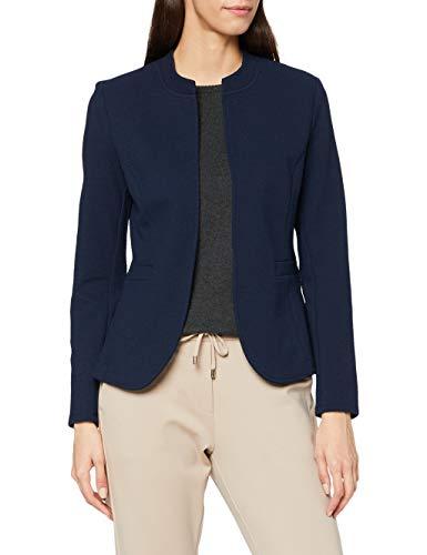 Esprit 999EE1G804 Blazer Informal de Negocios, 400/azul Marino, M para Mujer