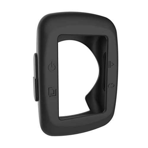 ibasenice Custodia per Garmin Edge 200/500 - Custodia Protettiva in Silicone Accessori per Computer Bici Soft Gps Compatibili per Garmin Edge 200 E Edge 500