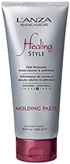 L'Anza Healing Style Molding Paste (200ml) (Pack of 6) - アンザ癒しのスタイル成形ペースト(200ミリリットル) x6 [並行輸入品]