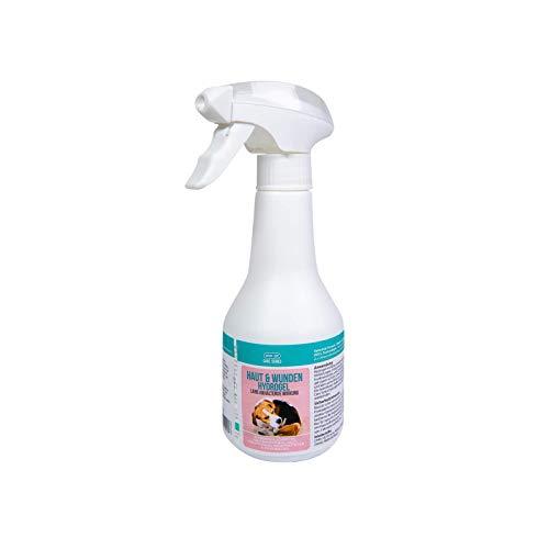 Emmi-pet HOCL Hydrogel für Ultraschallbehandlung von Hunden, Katzen, Pferde (350ml)