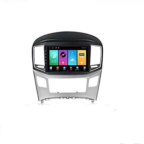 Android 9.0 Coche Estéreo Radio Double Din Sat Nav Para Hyundai H1 2 2017 2018 Gps Navegación Gps Pantalla Táctil De 9 Pulgadas Unidad De Cabeza De Pantalla Tá(Size:Cuatro nucleos,Color:WIFI:1GB+16GB)