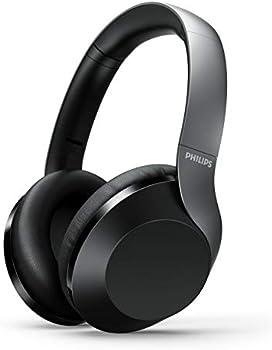 Philips Performance PH805BK Noise Canceling Headphones