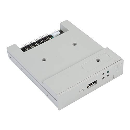 Mugast USB Diskettenlaufwerk Emulator,3.5 Zoll 1,44 MB USB Floppy Disk Drive Sicherheitsschutz,Floppy Laufwerk Emulator 34 Pin Simulation Diskettenlaufwerk für Industrielle Steuergeräte
