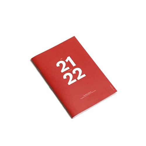 Planificador mensual (Sept21 a Ago22) Simil. A5.