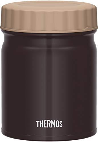 サーモス 真空断熱スープジャー ブラック 400ml JBT-400 BK