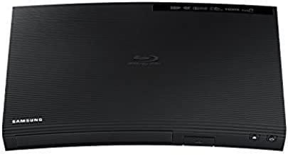 Samsung BD-J5100 BD-JM51 Curved Blu-Ray Player 2015 Model (Renewed)