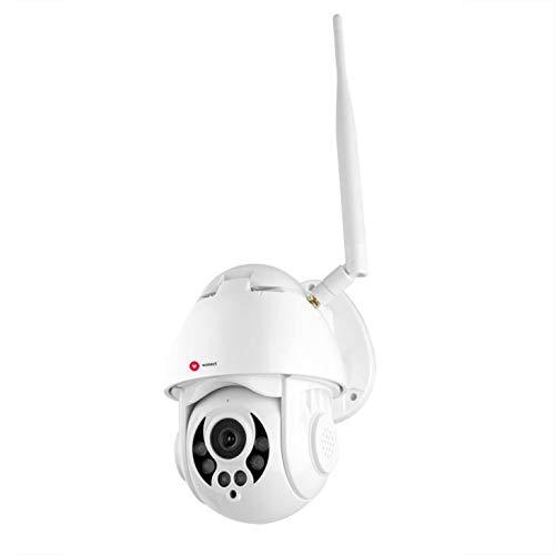 Camara IP Exterior Full HD Vision nocturna Smart Life APP Tuya Smart T38D. Camara de seguridad. Camara de vigilancia. Wi-Fi inalámbrica. Control remoto desde APP teléfono móvil. Altavoz y micrófono