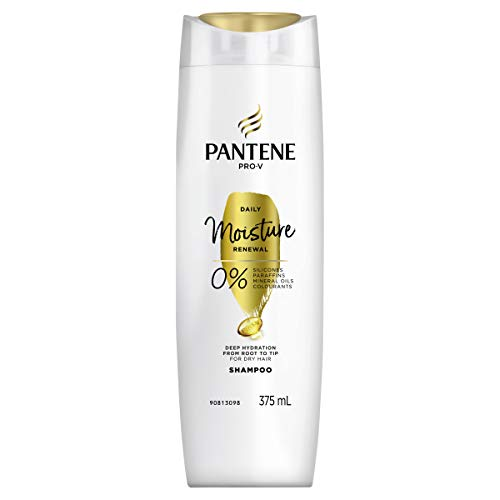 Pantene Pro-V Daily Moisture Renewal Shampoo: Moisturising Shampoo For Dry Hair 375ml
