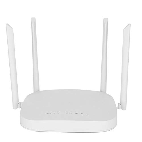 Wendry draadloze router, 4G/3G/2G-router, 802.11b/g/n, 1 TEL-interface, 3 PCS LAN-interface, 1 PCS WAN-interface, MTK7628KN 300M-chip, stabiel en zacht, EU.