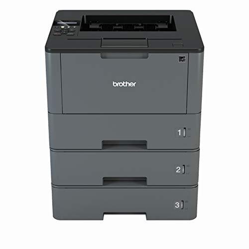 Brother HL L5100DNTT A4 monochrom Laserdrucker Drucken 1200 x 1200 dpi USB Print AirBag fur 200000 Seiten 40 SeitenMin
