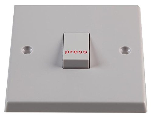 VOLEX gb6: VX1000/P 1 G 1 W interruptor retráctil marcado PR [tamaño: 3] (certificado personificación)